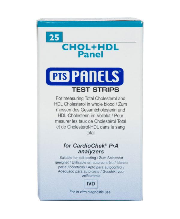 Totalkolesterol + HDL, 25 st