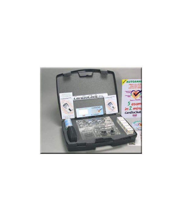 CardioChek väska med teststation